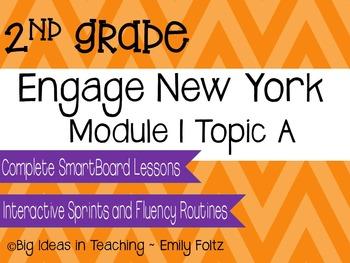 Engage New York Eureka Math 2nd Grade Module 1 Topic A Sma