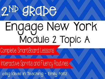 Engage New York Eureka Math 2nd Grade Module 2 Topic A Sma