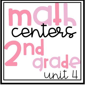 Engage New York/Eureka Math Centers: 2nd Grade Module 4