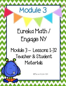Engage New York / Eureka Math Mod 3 Teacher and Student Ma