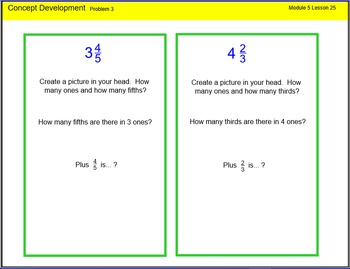 Engage New York Math Grade 4 Module 5 Lesson 25 Smart Note