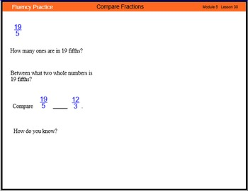 Engage New York Math Grade 4 Module 5 Lesson 30 Smart Note