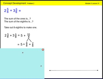 Engage New York Math Grade 4 Module 5 Lesson 31 Smart Note