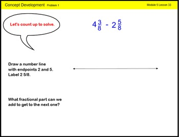 Engage New York Math Grade 4 Module 5 Lesson 33 Smart Note