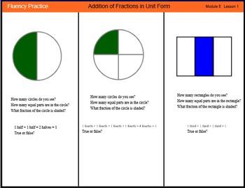 Engage New York Math Grade 4 Module 5 Lesson 1 Smart Noteb