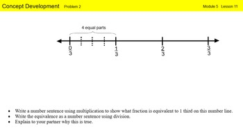 Engage New York Math Grade 4 Module 5 Lesson 11 Smart Note