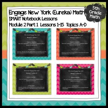 Engage New York (Eureka) Grade 5-Module 2 Bundle Part 1 SM
