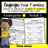 Engage New York Letters and Games: Kindergarten, Module 3