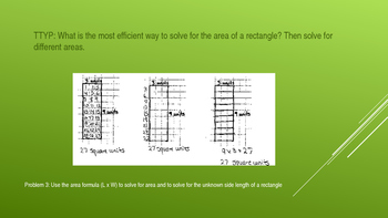 Engage New York Math: Module 3 Lesson 1
