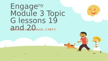 Engage New York Module 3 topic G lesson 19 and 20