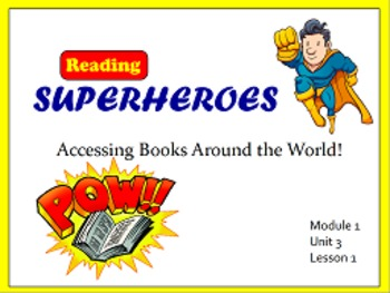 Engage New York Reading 3rd Grade Module 1 Unit 3 Flipcharts!