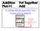 Engage New York Vocabulary Cards, Kindergarten, Module 4