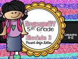 5th Grade EngageNY/Eureka Math - Module 3 - Lessons 8-12 P