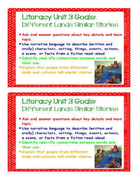 EngageNY ELA 1st grade Module 3 Lessons and Extensions Flipcharts