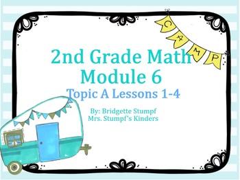 EngageNY Eureka 2nd Grade Math Module 6 Topic A Lessons 1-4