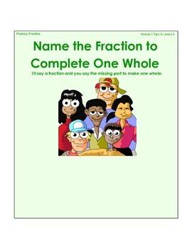 EngageNY GRADE 5 Module 3 Lesson 6
