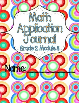 Engage NY Eureka Math Grade 2 Module 8 Application Problem