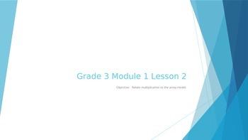 EngageNY Grade 3 Mod 1 Lesson 2