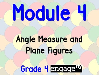 EngageNY Grade 4 Module 4 Flipchart