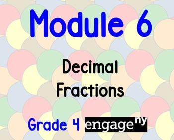 EngageNY Grade 4 Module 6 Flipchart