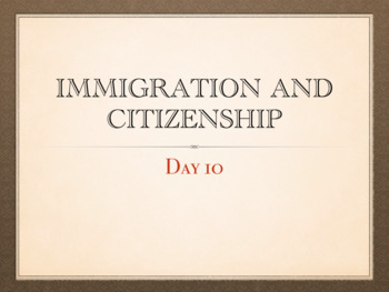 EngageNY Immigration Day 10