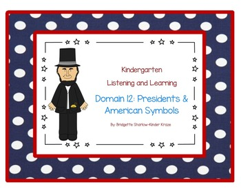 EngageNY Listening and Learning Kindergarten Domain 12: Pr