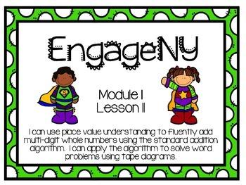EngageNY Math 4th Grade Module 1, Lesson 11