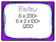 EngageNY Math 4th Grade Module 3, Lesson 6