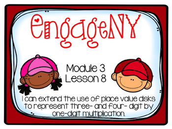 EngageNY Math 4th Grade Module 3, Lesson 8