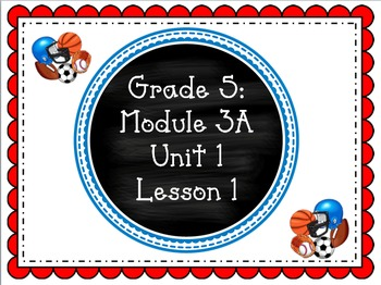 EngageNY PPT Fifth Grade ELA Module 3A: Unit 1 Lesson 1 w/