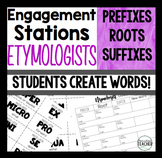Engagement Station: Etymologists