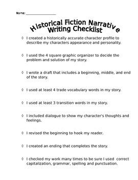 Engageny Expeditionary Learning Historical Fiction Writing