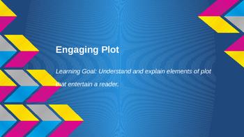 Engaging Plot for Narrative Writing
