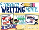 Engaging Writing Activities Bundle