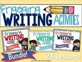Engaging Writing Activities Bundle
