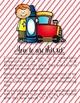Engine Engine Coloring/Dictation Page (ta & ti-ti prep & p