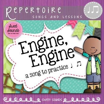 Engine, Engine {Ta Tadi Titi Practice Pack}
