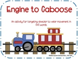 Engine to Caboose: An Activity for Targeting Alveolar to V