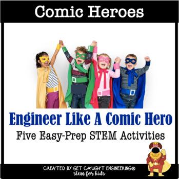 STEM and Super Heros!