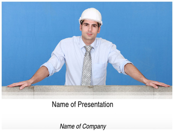 Engineer PPT Template
