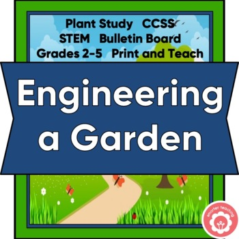 The Curious Garden: Plant Study, Reading, STEM