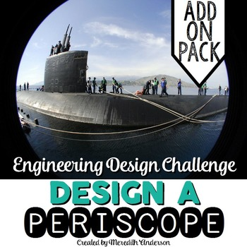 STEM Engineering Design Challenge #3 - Design a Periscope