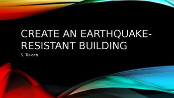 Engineering Earthquake Resistant Buildings/Creating Buildi