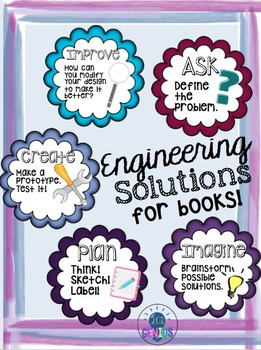 Merging STEM/STEAM with Reading - Engineering Solutions fo