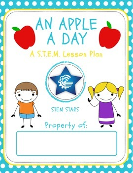 Engineering With Apples - STEM Mystery Bag Activity!
