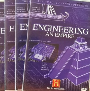 Engineering an Empire: China - Video Guide with Teacher Key