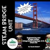 Engineering and Bridge Design Integrated Language Arts STEM Unit
