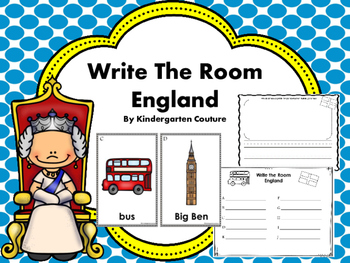 England Write The Room