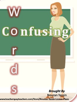 English Confusing words