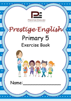 English Exercise Book – Primary 5 (ages 9+) (Vocabulary, G